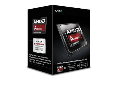 AMD A6-6400K 3.9GHz FM2 1MB Dual-Core Processor, Richland Core, AMD Radeon HD 8470D