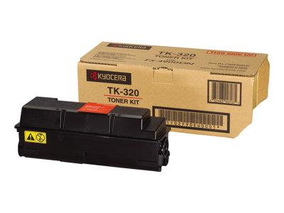 Kyocera TL-320 Toner for FS3900DN and FS4000DN Printers