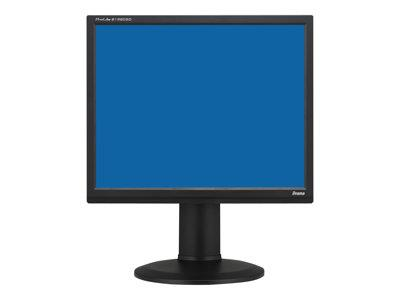 "iiyama ProLite B1980SD-B1 19"" 1280x1024 5ms LED LCD DVI-D VGA Black Monitor with Speakers"