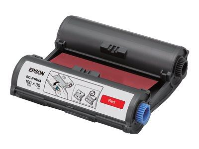Epson RC-R1RNA 100mm Red Ribbon