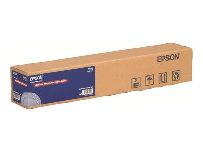 "Epson Premium Semi-Gloss Photo Paper 24"" x 30.5m"