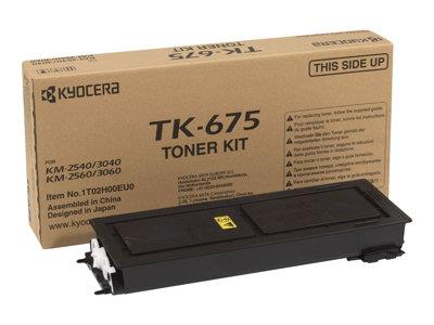 Kyocera Black Toner Kit For KM2540 3040 2560 30