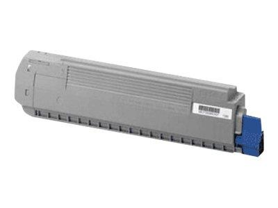 OKI MC861 Cyan High Capacity Toner 10K