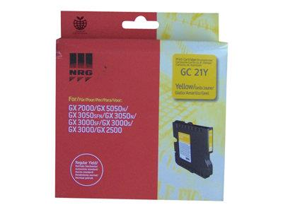 Ricoh Yellow Gel - Regular Yield 1K