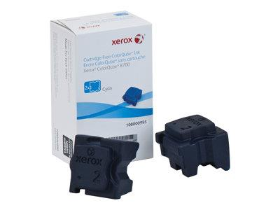 Xerox 8700 Cyan Ink Sticks (2)