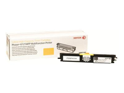 Xerox 6121 High Capacity Yellow Toner 2.6K