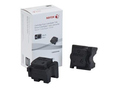 Xerox 8700 Black Ink Sticks (2)