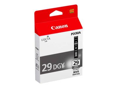 Canon PGI-29DGY - Ink tank - 1 x dark grey