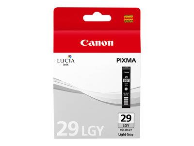 Canon PGI29 Light Grey Lucia Ink