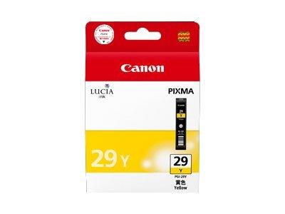 Canon PGI29 Yellow Lucia Ink