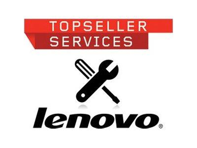 Lenovo TopSeller Physical ThinkPad Warranty - 3 Year Mail In
