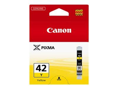 Canon CLI-42 Yellow Ink Cartridge