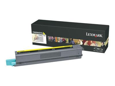 Lexmark C925 Yellow High Yield Toner 7.5K