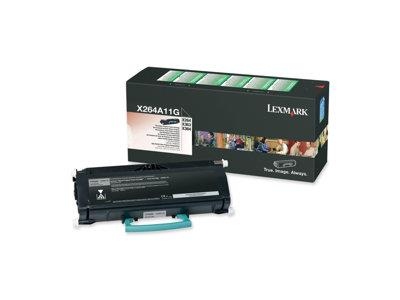 Lexmark X264/X36x 3.5K Return Prog Cartridge