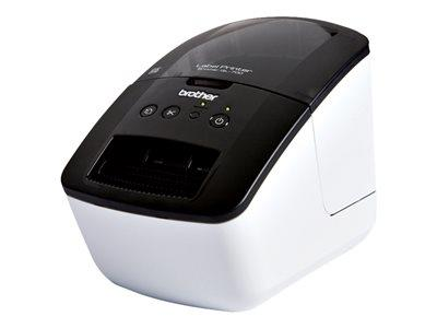 Brother QL-700 Die Cut & Continuous Label Printer - Auto Cutter