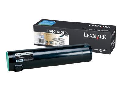 Lexmark C935 38K Black Printer Cartridge
