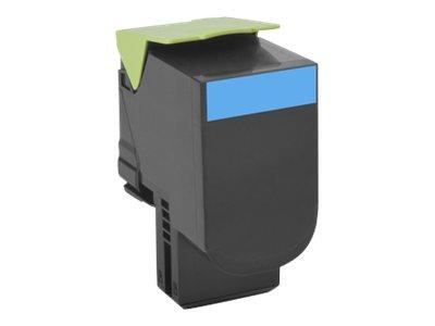 Lexmark 702C Return Program Cyan Toner