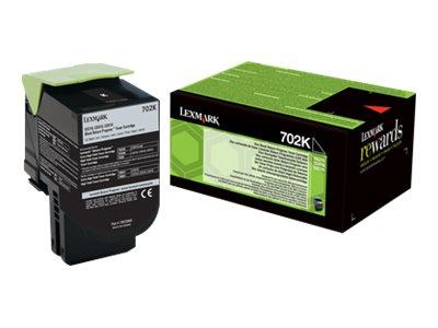 Lexmark 702K Return Program Back Toner