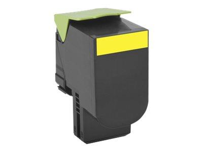 Lexmark 802HY Yellow High Yeild Return Program To 3K