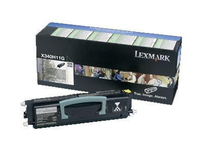 Lexmark Toner Black High Capacity