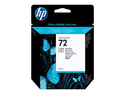 HP 72 69-ml Photo Black Ink Cartridge