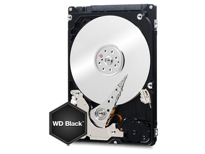WD Black 750GB Performance Mobile  Hard Disk Drive - 7200 RPM SATA 6 Gb/s 16MB Cache 2.5 Inch