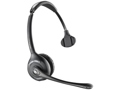 Plantronics Savi W710-M Monaural Wireless UC Headset - Optimised for MS Lync (Triple Connectivity)