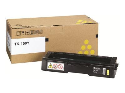 Kyocera Yellow Toner Cassette (6000 pages)