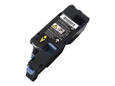 Dell Standard Capacity Yellow Toner Cartridge for C17XX 1250/135X