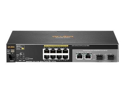 Aruba 2530-8G-PoE+ Switch