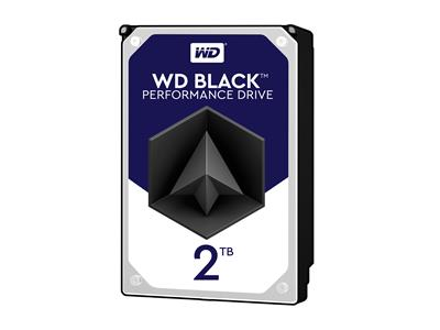 WD Black 2TB Performance Desktop Hard Disk Drive 7200RPM SATA 6Gb/s 64MB Cache 3.5 Inch WD2003FZEX