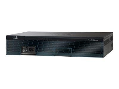 Cisco 2911 Router Gigabit LAN rack-mountable