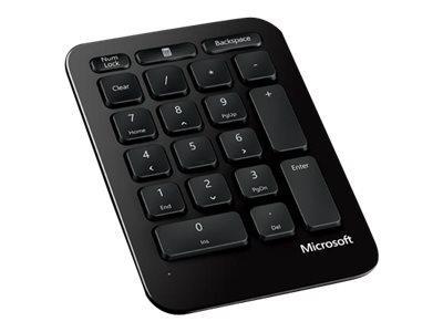 3c4139fa276 BT Business Direct - Microsoft Sculpt Ergonomic Wireless Keyboard and  Keypad Set (5KV-00002)