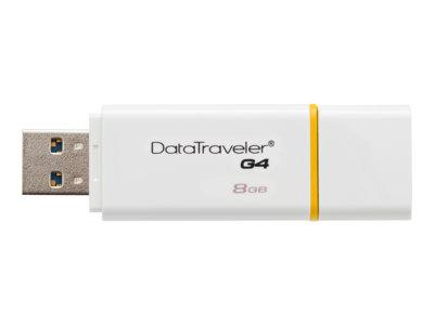 Kingston DataTraveler I G4 - USB 3.0 - 8GB