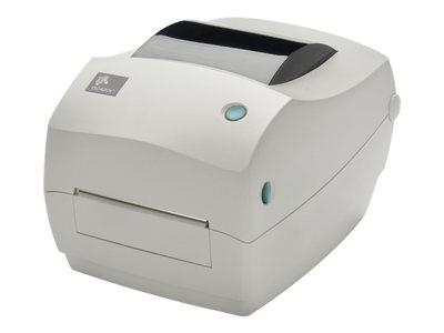 Zebra GC420t Monochrome Direct Thermal Desktop Printer