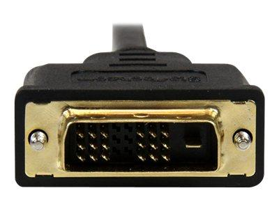 StarTech.com 3m Mini HDMI to DVI-D Cable - M/M