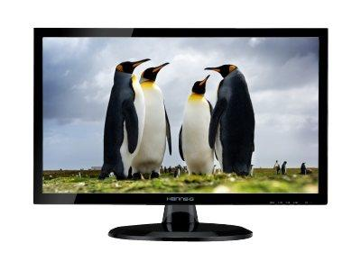 "HannsG HE247DPB 23.6"" 1920x1080 5ms VGA DVI LED Monitor"