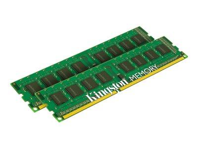 Kingston 8GB (2 x 4GB) 1333MHz DDR3 Non-ECC CL9 DIMM SR x8