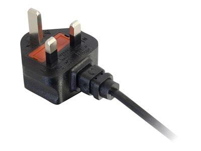 C2G 3m UK Power Cord Splitter (BS 1363 to 2x C13)