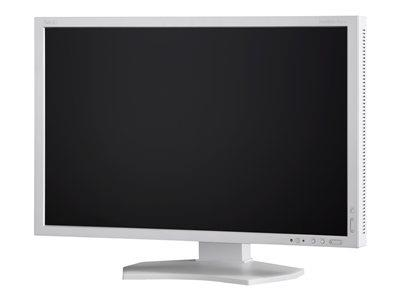 "NEC Multisync P242W 24"" 1920x1200 DVI HDMI DisplayPort LED Monitor"
