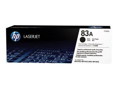 HP 83A Black Original LaserJet Toner Cartridge