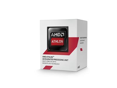 AMD Athlon 5350 2.05GHz AM1 2MB 25W Radeon R3 Series Quad Core Kabini Processor