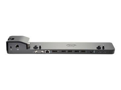 HP Ultra Slim Docking Station - 2013