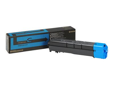 Kyocera TK-8705C Cyan Toner Cartridge