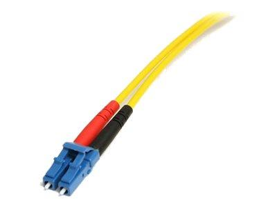 StarTech.com 10m Single Mode Duplex Fiber Patch Cable LC-SC