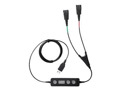 Jabra LINK 265 Quick Disconnect to USB Training Cable