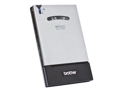 Brother MW-145BT Monochrome Direct Thermal A7 Mobile Printer