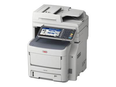 OKI MC760dn Colour Laser Multifunction Printer