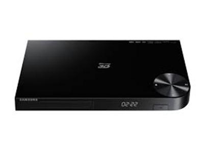 Samsung BD-H6500 3D Blu-ray Disc Player - Upscaling - Ethernet & Wi-Fi
