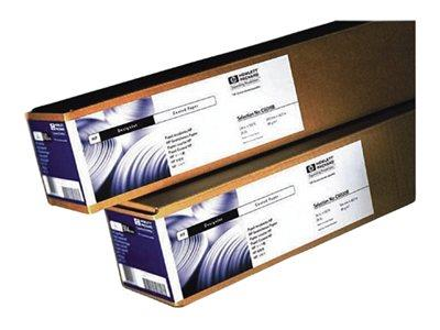 HP Clear Film-610 mm x 22.9 m (24 in x 75 ft)
